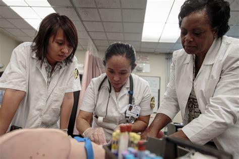nursing school with home nursing