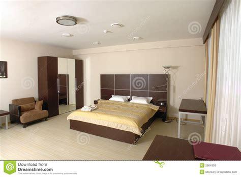 chambre moderne de luxe