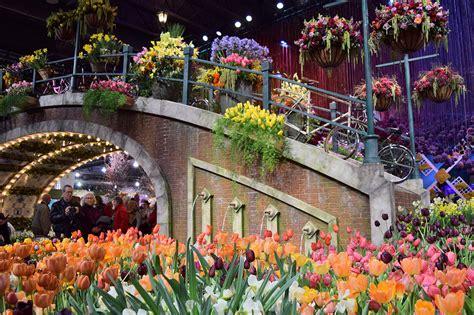 Philadelphia Flower Show 2017 Grading Gardens Philadelphia Flower And Garden Show