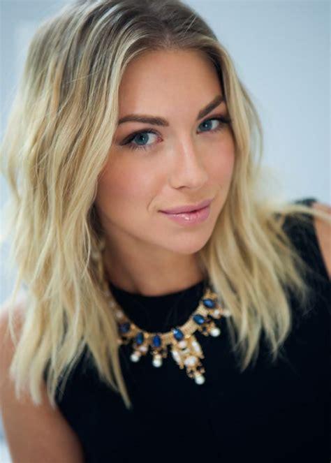 vanderpump rules katies hair styles stassi schroeder speaking at simply stylist la simply