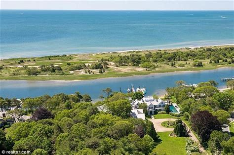 Bill koch puts his 9 bedroom cape cod mansion on the market for 15m daily mail online