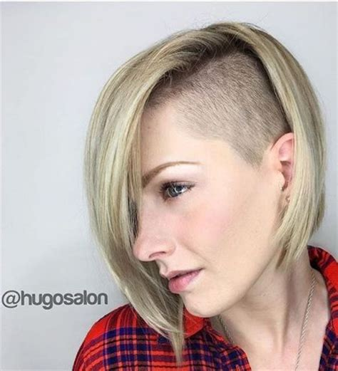 pictures of haircuts for womenr 66 shaved hairstyles for women that turn heads everywhere