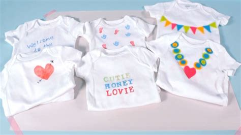 Baby Shower Decorate Onesies by Baby Shower Ideas How To Set Up A Onesie Decorating