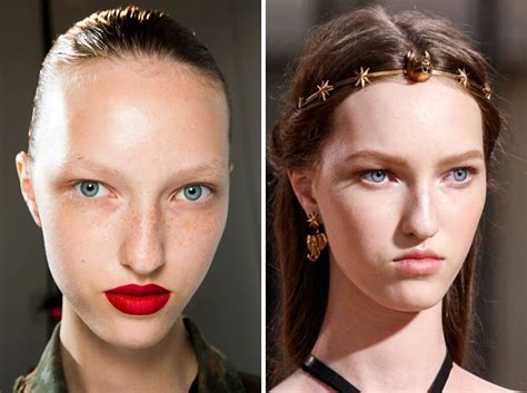 most desired face shape for models these 15 top models have proved that being unusual is