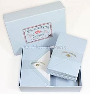 crown mill writing paper original crown mill luxury a5 laid paper writing box set