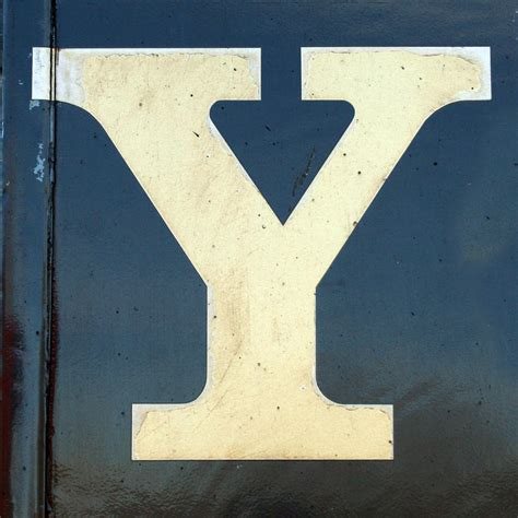 letter y typography galleries typography one letter fubiz