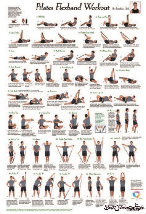 pilates exercises for beginners diagrams beginner pilates exercises bestcelebritystyle