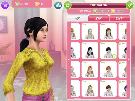 hairstyles quest sims freeplay missy s sims and stuff the sims freeplay ringlets of