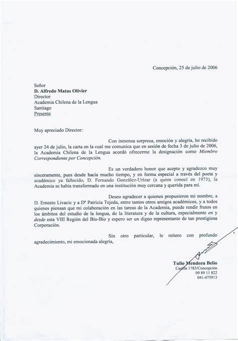 carta formal temas pequenoticias escribir una carta formal