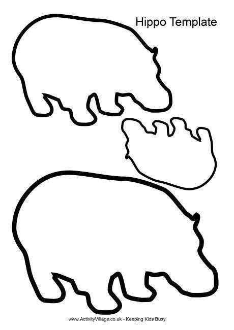 printable animal shapes best photos of animal shapes templates free farm animal