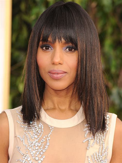 clavicut hairstyles kerry washington the clavicut the best celebrity