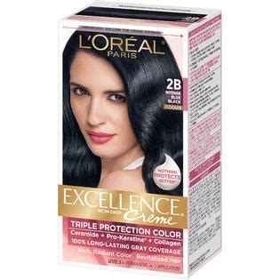 3 x l oreal excellence cr 232 me hair colour no 4 35 caramel brown ebay l oreal protection 2b cooler blue black hair color 1 kt box hair care