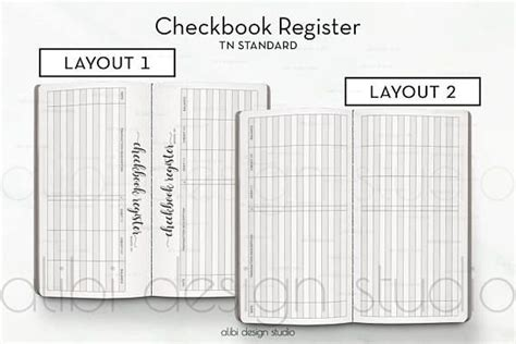 standard bank register best 25 checkbook register ideas on check