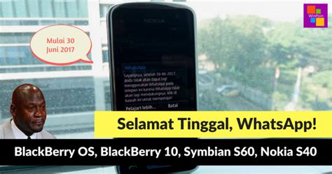 fb untuk nokia whatsapp segera akhiri dukungan untuk smartphone ini winpoin