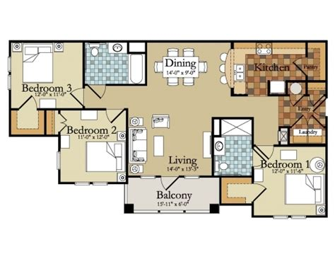 floor plan 3 bedroom bungalow house 3d 3 bedroom bungalow plan on half plot house floor plans