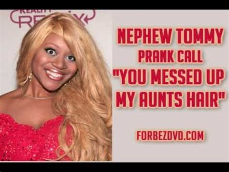 Tells He Messed Up The - nephew tommy prank calls a lady and tells her she messed