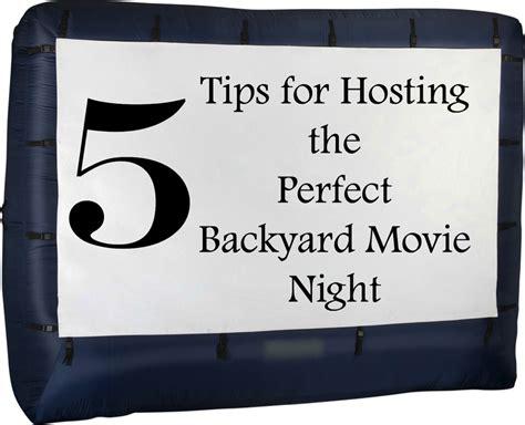 backyard movie night rental backyard movie night rental image mag