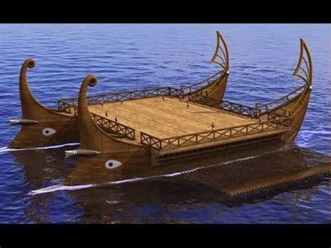 imagenes de los barcos antiguos documental los barcos mas antiguos de la humanidad youtube