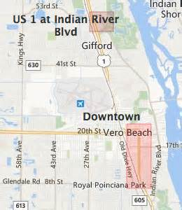 map of vero florida vero fl hotels motels see all discounts