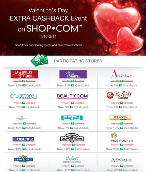 s day extras shop s day cashback event