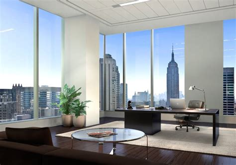 S T Office by Office Design Corner Office Ceo Office
