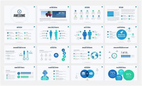 presentation template professional professional powerpoint