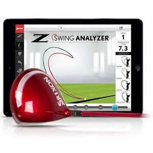 swing analyser review srixon z swing analyser gives you your swing action score