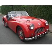 SOLD  1958 Triumph TR3