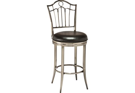 isidro metal counter height stool barstools metal