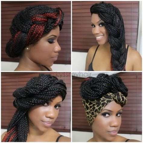 goddess braids love this style love your your skin too bn beauty from the quot goddess braid quot to the quot turban quot check