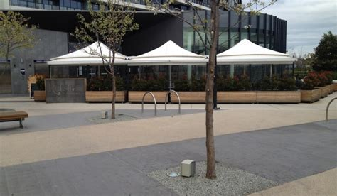 Cafe Awnings Melbourne by Outdoor Awnings Melbourne Restaurant Linked Umbrellas Photos