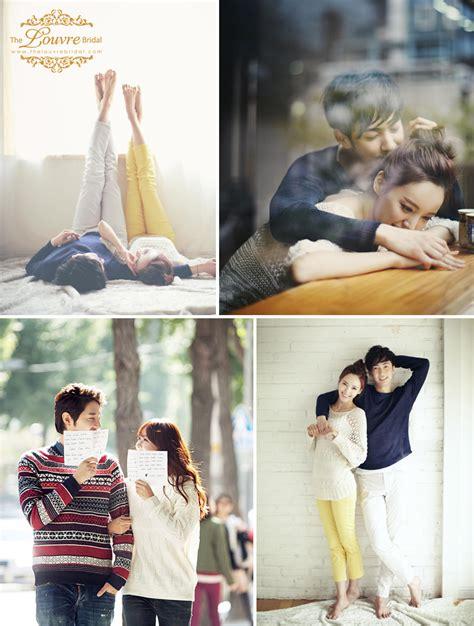 Casual Wedding Photoshoot by Korean Concept Wedding Check In At Your Destination Wedding