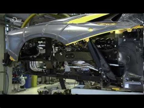 how its made cars lamborghini aventador curious how a lambo aventador is made check this out