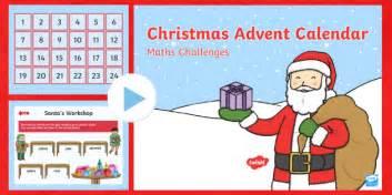 make an advent calendar eyfs eyfs maths challenges advent calendar powerpoint
