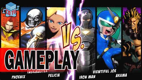 Original Playstation Ps3 Ultimate Marvel Vs Capcom Reg 2 Eu ultimate marvel vs capcom 3 review playstation 4 version coin op tv