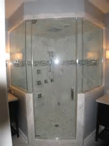 shower jets steam shower with 4 panel shower rainhead and jets