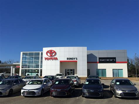 Alabama Toyota Dealers About Bondys Toyota New And Used Car Dealer Serving Dothan