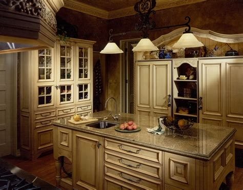 Idea For Kitchen Cabinet | primitive kitchen cabinets ideas baytownkitchen com