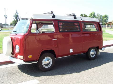 vw bus camper westfalia  sale  cypress ca