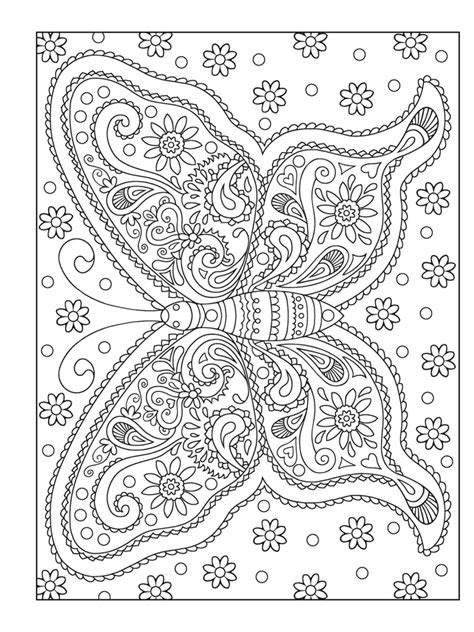 coloring book birds and flowers stress relief coloring book garden designs mandalas animals florals and paisley patterns books 10 coloring books to help you de stress and self