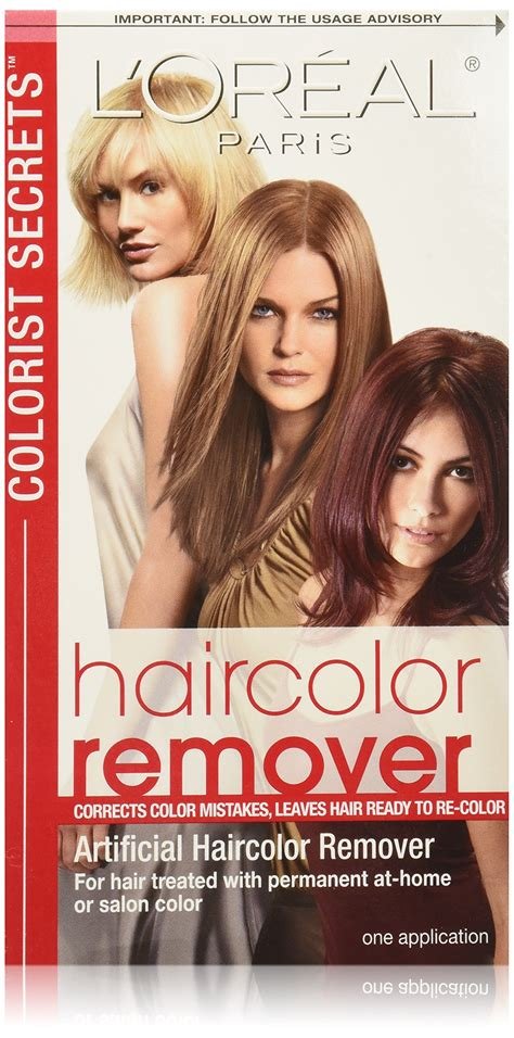 Loreal Hair Color Remover l oreal hair color feria permanent hair