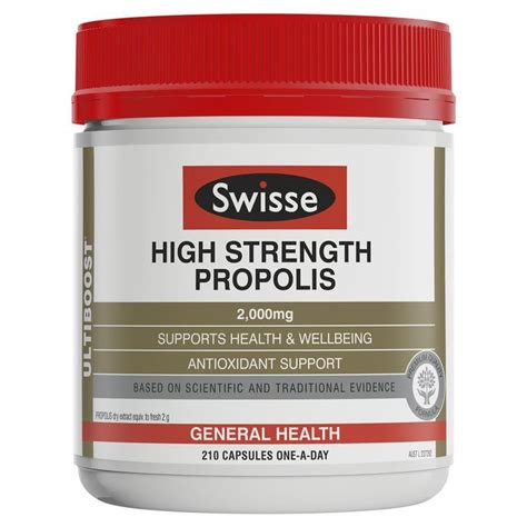buy swisse ultiboost high strength propolis 2000mg 210 tablets at chemist warehouse 174