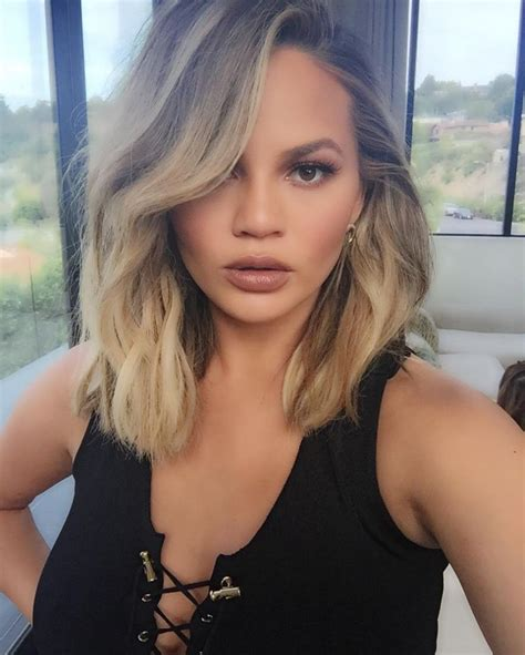 chrissy teigen gets real about her body my weight
