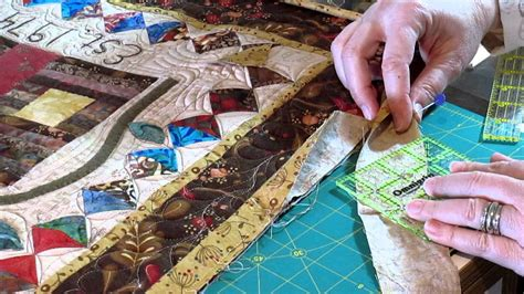 Joining Quilt Binding by Quilt Binding How To Join The Ends