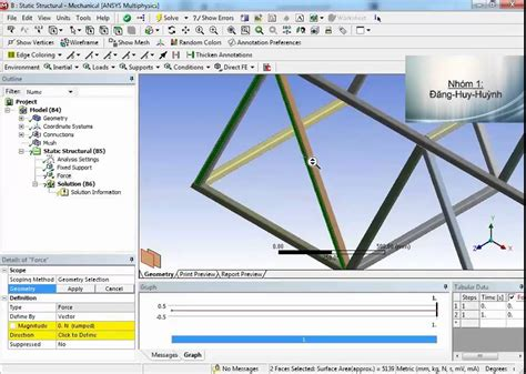 solidworks tutorial files tutorial directly import solidworks files to ansys