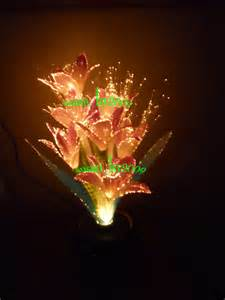 fiber optic flower l warisan lighting
