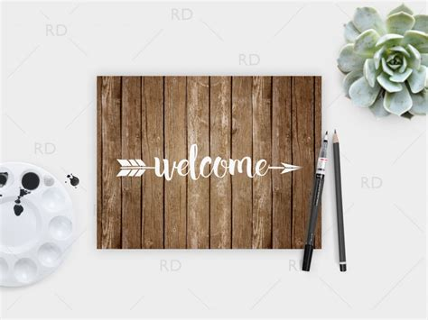 diy printable home decor free printable welcome sign riss home design home