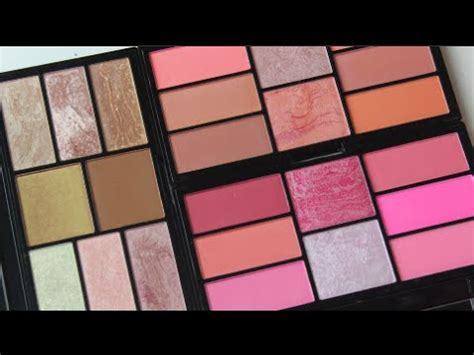 Blusher Pro Palette pro blush palettes freedom