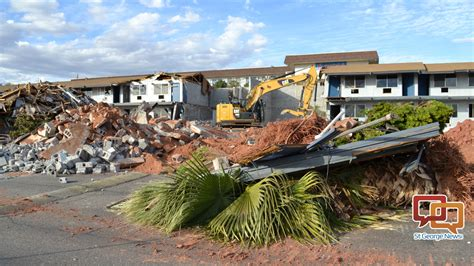 comfort inn st george utah knights inn demolished comfort suites to take its place