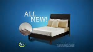 sam s club tv commercial for serta memory foam mattress